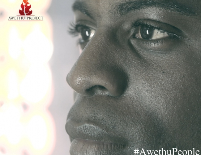 #AwethuPeople - James Abi